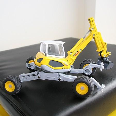Excavator model M545